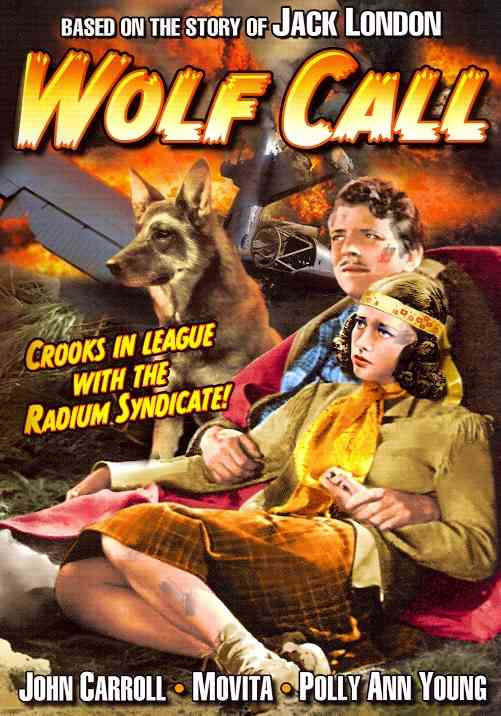 WOLF CALL BY CARROLL,JOHN (DVD)