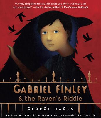 [CD] Gabriel Finley and the Raven's Riddle By Hagen, George