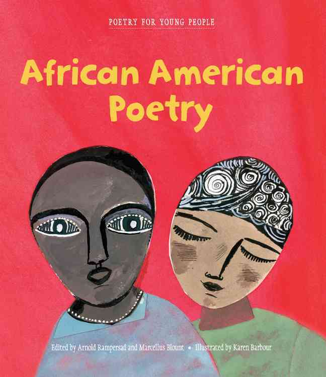 African American Poetry By Barbour, Karen (ILT)/ Rampersad, Arnold (EDT)/ Blount, Marcellus (EDT)